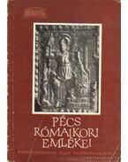 Pécs rómaikori emlékei - Fülep Ferenc