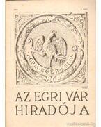 Az Egri Vár híradója 1964. 5. szám - Szabó János Győző
