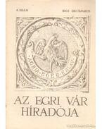 Az Egri Vár híradója 1962. december 4. szám - Szabó János Győző