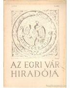 Az Egri Vár híradója 1965. 6. szám - Szabó János Győző