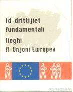 Id-drittijiet fundamentali tieghi fl-Unjoni Ewropea (máltai) (mini)