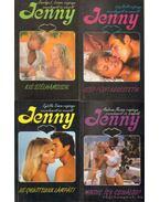 Kis szélhámosok; Szép férfi kerestetik; Ne gyújtsunk lámpát!; Mindig így csinálod?; Egy szűzies férfi; Másodszorra az igazi; Oly kedves és érzéki; Csókolj meg, cowboy!; Örökség vagy szerelem?; A probléma neve Cindy - Jenny 1-10. kötet - Simon, Sibylle, Cordonnier, Marie, Parker, Sandra, Hell, Lisa, Lennox, Joelyn L., Mason, Andrew, Burton, Marie