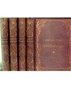 Endrődi Sándor összegyűjtött költeményei I-IV. - Endrődi Sándor