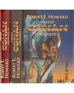Robert E. Howard összes Conan története I-II. - Howard, Robert E.