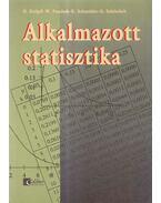 Alkalmazott statisztika - B. Kröpfl- W., Peschek-E., Schneider-A., Schönlieb