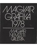 Magyar Grafika 1978 - B. Supka Magdolna