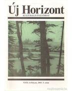 Új horizont 2003./5. - Raffai István