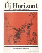 Új horizont 2004./5. - Raffai István