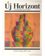 Új horizont 2000./4. - Raffai István
