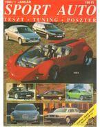Sport Auto 1994./1. szám január - Sebestyén Kálmán