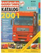 Lastauto Omnibus Katalog 2001 - Göttl, Thomas Paul (főszerk.)
