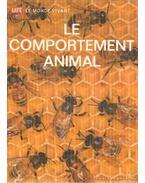Le Comportement Animal - Tinbergen, Niko