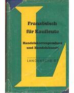 Französisch für Kaufleute - Godfrin, Emil P.