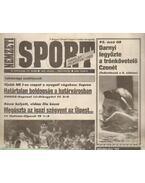 Nemzeti Sport 1993. július IV. évfolyam (hiányos) - Borbély Pál