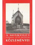 A Miskolci Herman Ottó Múzeum közleményei 27 - Viga Gyula