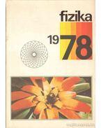 Fizika 1978 - Abonyi Iván