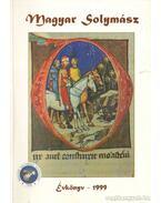 Magyar Solymász évkönyv 1999. - Bogyai Frigyes (szerk.), Bérces János (szerk.), Ambrózy Árpád, Bagyura János