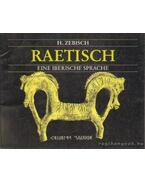 Raetisch - Zebisch, H.