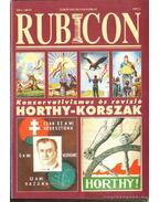 Rubicon 1997. VIII. évfolyam (teljes) - Rácz Árpád (szerk.)