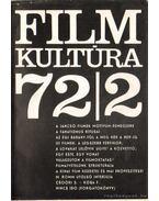 Filmkultúra 72/2 - Sallay Gergely (szerk.)