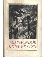 Versmondók könyve 1971 - Kárpáti Kamil, Gárdonyi Béla