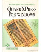 QuarkXPress for Windows - Ozsváth Miklós, DR.KOVÁCSNÉ COHNER JUDIT