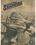 Magyar Szárnyak 1943. 1. szám január - Jánosy István