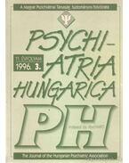Pszychiatria Hungarica 1996. 3. 11. Évfolyam. - Túry Ferenc