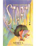 Start! - Német I. (tankönyv + munkafüzet) 2 kötetben - Maros Judit, Szitnyainé Gottlieb Éva