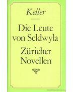 Die Leute von Seldwyla - Keller, Gottfried