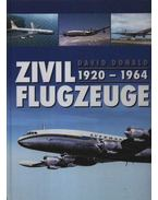 Zivil flugzeuge 1920-1964 - Donald, David