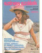 Színes szálak 1991/2 - Tongori Mária
