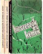 Hírszerzők és kémek I-III. - Koppány József