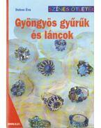 Gyöngyös gyűrűk és láncok 2005/117. - Dobos Éva