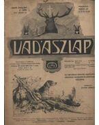 Vadászlap 1917. július 25. - Sugár Károly (szerk.)