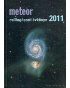 Meteor csillagászati évkönyv 2011 - Benkő József, Mizser Attila