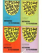 Matematika új felfogásban I-IV. kötet - Thompson, D., Mansfield, D. E.