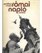 Római napló - Genthon István