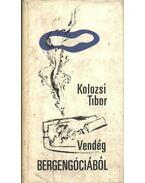 Vendég Bergengóciából - Kolozsi Tibor