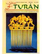 Turán I. évf. 3. szám - Bakay Kornél