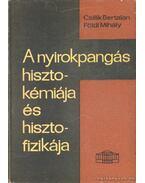 A nyirokpangás hisztokémiája és hisztofizikája - Csillik Bertalan, Földi Mihály