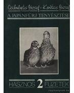 A japánfürj tenyésztése - Kovács József, Czibulyás József