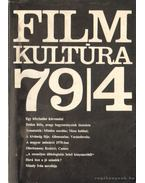 Filmkultúra 79/4 - Kőháti Zsolt