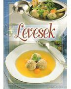 Levesek - Verhóczki István