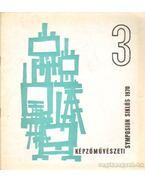 Képzőművészeti Symposion Siklós 1970. 3 - Csenkey Éva