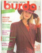 Burda 1989./5. szám Október - Hajós Katalin