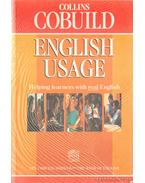 The Collins Cobuild English Usage - SINCLAIR, JOHN