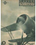Magyar Szárnyak 1942. 6. szám március - Jánosy István