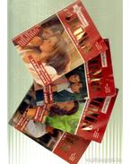 Arany Júlia 1995. 1-4. füzet - York, Alison, Napier, Susan, Bradley, Kate, Kingsley, Geeta