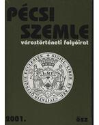Pécsi Szemle 2001. IV. évfolyam 3. szám Ősz - Romváry Ferenc